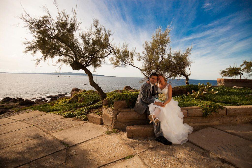 Servizio Fotografico Matrimoniale di Claudia e Simone (Carbonia e Portoscuso)